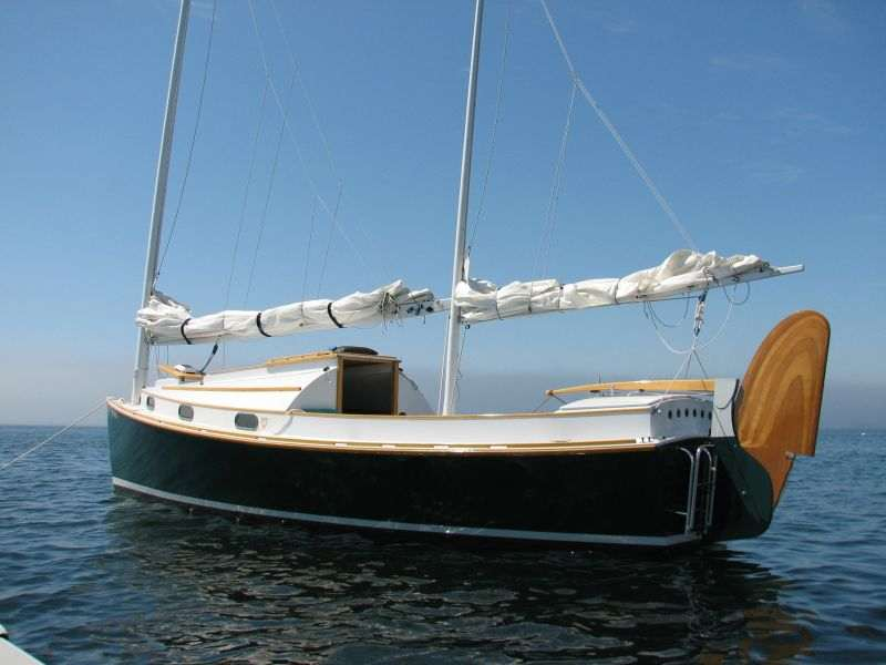 Small cruising boat plans ~ Feralda